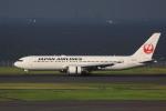 けいとパパさんが、羽田空港で撮影した日本航空 767-346/ERの航空フォト(写真)