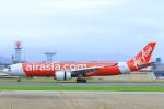 臨時特急7032Mさんが、福岡空港で撮影したタイ・エアアジア・エックス A330-941の航空フォト(写真)
