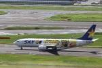 k_n_k01さんが、羽田空港で撮影したスカイマーク 737-8FHの航空フォト(写真)