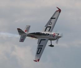 SVMさんが、幕張海浜公園で撮影したエアクラフト・ギャランティ (AGC) Edge 540 V3の航空フォト(飛行機 写真・画像)