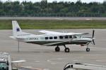 Dojalanaさんが、函館空港で撮影したアジア航測 208B Grand Caravanの航空フォト(飛行機 写真・画像)