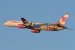 sepia2016さんが、成田国際空港で撮影したサンデー・エアラインズ 757-204の航空フォト(写真)