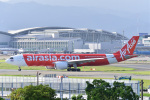 HISAHIさんが、福岡空港で撮影したタイ・エアアジア・エックス A330-941の航空フォト(写真)