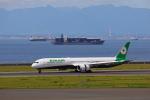 じゃりんこさんが、中部国際空港で撮影したエバー航空 787-10の航空フォト(写真)