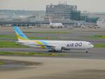もっちゃこさんが、羽田空港で撮影したAIR DO 767-381/ERの航空フォト(飛行機 写真・画像)