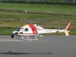tetuさんが、札幌飛行場で撮影した朝日航洋 AS355F1 Ecureuil 2の航空フォト(写真)