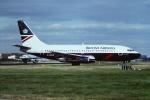 tassさんが、ロンドン・ガトウィック空港で撮影したブリティッシュ・エアウェイズ 737-236/Advの航空フォト(写真)