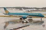 OMAさんが、成田国際空港で撮影したベトナム航空 A350-941XWBの航空フォト(写真)