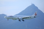 garrettさんが、香港国際空港で撮影した香港ドラゴン航空 A330-342の航空フォト(写真)