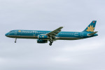 mototripさんが、福岡空港で撮影したベトナム航空 A321-231の航空フォト(写真)