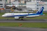 mototripさんが、福岡空港で撮影した全日空 A320-271Nの航空フォト(写真)