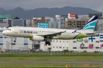 mototripさんが、福岡空港で撮影したエアプサン A320-232の航空フォト(写真)