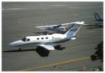 F.YUKIHIDEさんが、岡南飛行場で撮影した日本法人所有 510 Citation Mustangの航空フォト(写真)