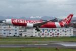 kan787allさんが、福岡空港で撮影したタイ・エアアジア・エックス A330-941の航空フォト(写真)