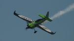 SVMさんが、幕張海浜公園で撮影したエアクラフト・ギャランティ (AGC) Edge 540 V3の航空フォト(写真)