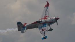 SVMさんが、幕張海浜公園で撮影したサザン・エアクラフト・コンサルタント Edge 540 V2の航空フォト(飛行機 写真・画像)