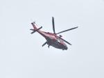 spockerさんが、調布飛行場で撮影した東京消防庁航空隊 AW139の航空フォト(飛行機 写真・画像)