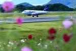 くれないさんが、高松空港で撮影したヤクティア・エア 100-95Bの航空フォト(写真)