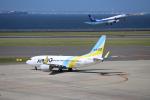 m_aereo_iさんが、中部国際空港で撮影したAIR DO 737-781の航空フォト(写真)