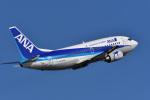 よしぱるさんが、小松空港で撮影したANAウイングス 737-54Kの航空フォト(写真)