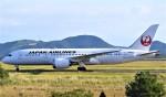 鉄バスさんが、広島空港で撮影した日本航空 787-8 Dreamlinerの航空フォト(写真)
