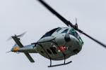 みぐさんが、横田基地で撮影したアメリカ空軍 UH-1N Twin Hueyの航空フォト(写真)