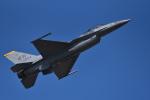sukiさんが、小松空港で撮影したアメリカ空軍 F-16CM-50-CF Fighting Falconの航空フォト(写真)