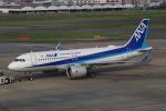 883系AO-17さんが、福岡空港で撮影した全日空 A320-271Nの航空フォト(写真)