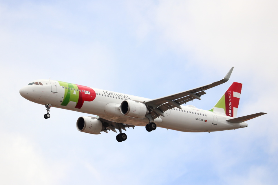 kenzy201さんのTAPポルトガル航空 Airbus A321neo (CS-TXB) 航空フォト