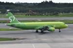 k-spotterさんが、成田国際空港で撮影したS7航空 A320-214の航空フォト(写真)