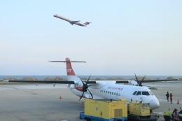 ぽっぽさんが、金門空港で撮影した遠東航空 ATR-72-600の航空フォト(飛行機 写真・画像)