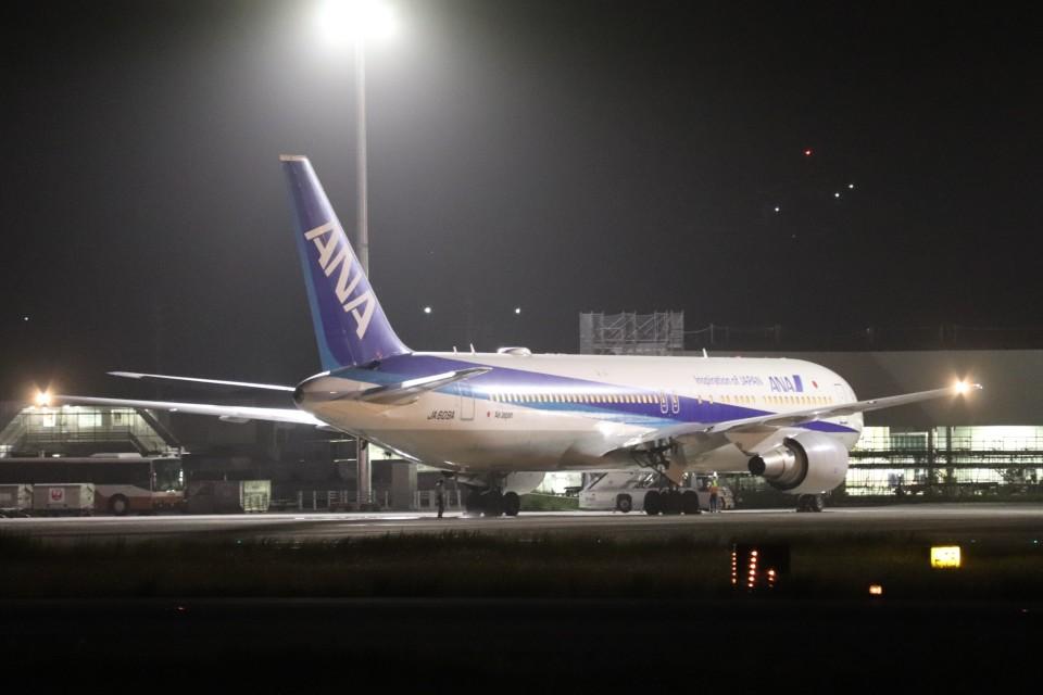 flyflygoさんの全日空 Boeing 767-300 (JA609A) 航空フォト