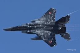 gucciyさんが、小松空港で撮影した航空自衛隊 F-15DJ Eagleの航空フォト(飛行機 写真・画像)