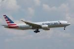 zettaishinさんが、ダラス・フォートワース国際空港で撮影したアメリカン航空 777-223/ERの航空フォト(写真)