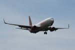 kuro2059さんが、クアラルンプール国際空港で撮影したマリンド・エア 737-8GPの航空フォト(写真)
