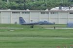 kumagorouさんが、嘉手納飛行場で撮影したアメリカ空軍 F-15C-31-MC Eagleの航空フォト(飛行機 写真・画像)