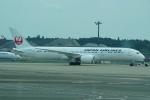 FRTさんが、成田国際空港で撮影した日本航空 787-9の航空フォト(飛行機 写真・画像)