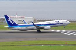 yabyanさんが、中部国際空港で撮影した全日空 737-8ALの航空フォト(写真)