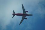 FRTさんが、ブヌコボ国際空港で撮影したロシア航空 A319-111の航空フォト(飛行機 写真・画像)