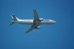 FRTさんが、ブヌコボ国際空港で撮影したUTエア・アビエーション 737-45Sの航空フォト(飛行機 写真・画像)