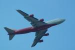 FRTさんが、ブヌコボ国際空港で撮影したロシア航空 747-446の航空フォト(飛行機 写真・画像)