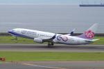 yabyanさんが、中部国際空港で撮影したチャイナエアライン 737-8SHの航空フォト(写真)