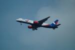 FRTさんが、ブヌコボ国際空港で撮影したアズール・エア 757-2Q8の航空フォト(飛行機 写真・画像)