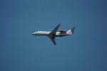 FRTさんが、ブヌコボ国際空港で撮影したラスライン CL-600-2B19 Regional Jet CRJ-200ERの航空フォト(飛行機 写真・画像)