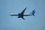 FRTさんが、ブヌコボ国際空港で撮影したポベーダ 737-8MCの航空フォト(飛行機 写真・画像)