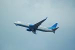 FRTさんが、ブヌコボ国際空港で撮影したポベーダ 737-8LJの航空フォト(飛行機 写真・画像)