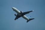 FRTさんが、ブヌコボ国際空港で撮影したブル・エア 737-33Sの航空フォト(飛行機 写真・画像)
