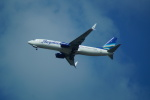 FRTさんが、ブヌコボ国際空港で撮影したヤクティア・エア 737-86Nの航空フォト(飛行機 写真・画像)