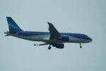 FRTさんが、プルコヴォ空港で撮影したアゼルバイジャン航空 A320-214の航空フォト(飛行機 写真・画像)