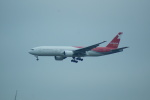 FRTさんが、プルコヴォ空港で撮影したノードウィンド航空 777-21B/ERの航空フォト(飛行機 写真・画像)